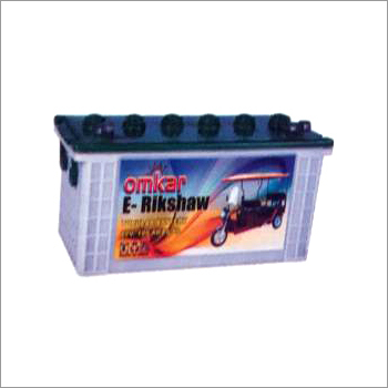 100AH E-Rickshaw Tubular Battery