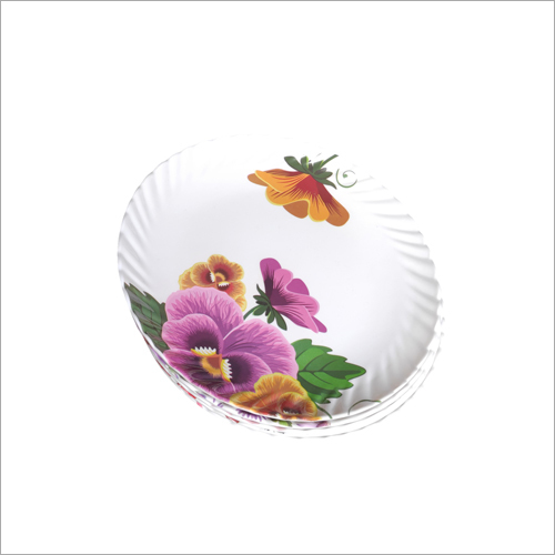 Melamine Half Plate