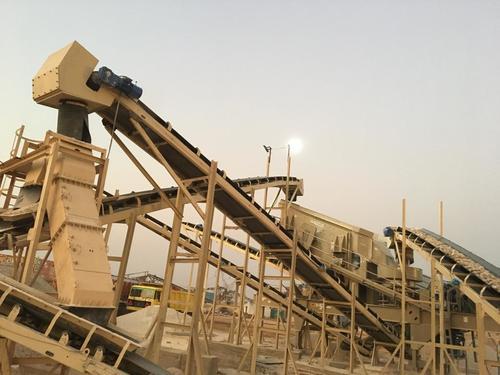 Heavy Conveyor System