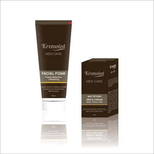 Facial Foam ( Pimple Reduction + Whitening Cream)