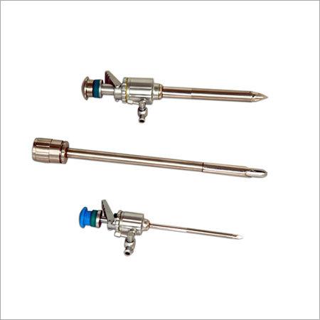 Laparoscopic Trocar (Multifunction & Safety trocar)