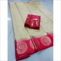 Women's  Fancy Kanjivaram Sarees