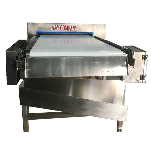 Auto Rejection Conveyor Metal Detector