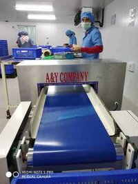 Food  Conveyor Metal Detector
