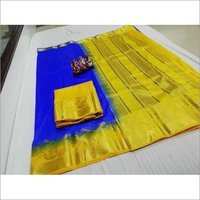 Jacqurd Silk Sarees