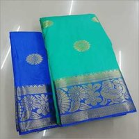 Kanjivaram Heavy Butta Saree