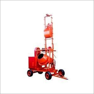 Two Leg Lift Concrete Mixer