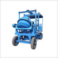 Four Leg Lift Concrete Mixers