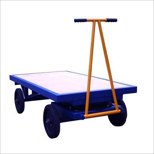 Fabricated Industrial Trolley