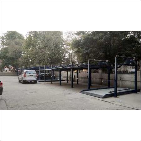 Electro Mechanic Stack Car Parking System