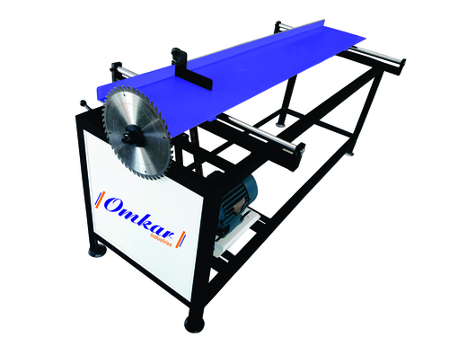Circular Trolly Cutter Machine