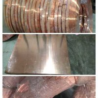 Copper earthing