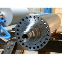 Double Jacketed Hard Chrome Plated Roller