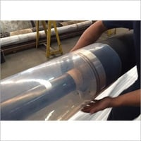 Rubber Expander Roller with FEP Ptfe Sleeve