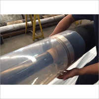 Rubber Expanderindustrial roller with FEP Ptfe Sleeve