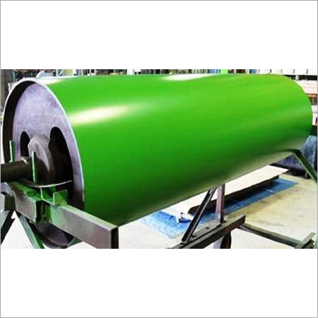 Rubber Roller Ptfe Coated