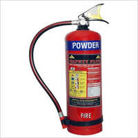 ABC Type Dry Powder Fire Extinguisher