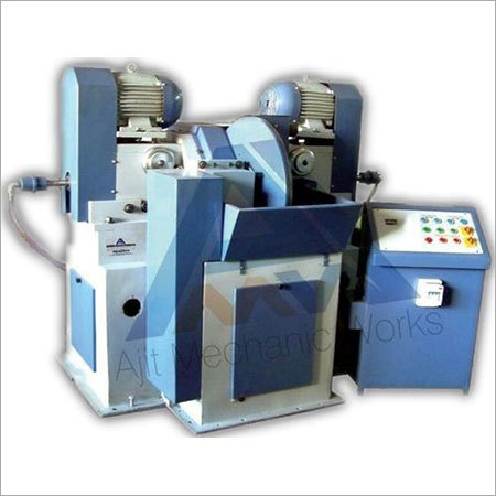 Horizontal Double Disc Grinder Machine