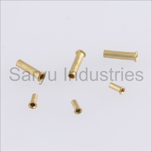 Brass Hollow Rivets