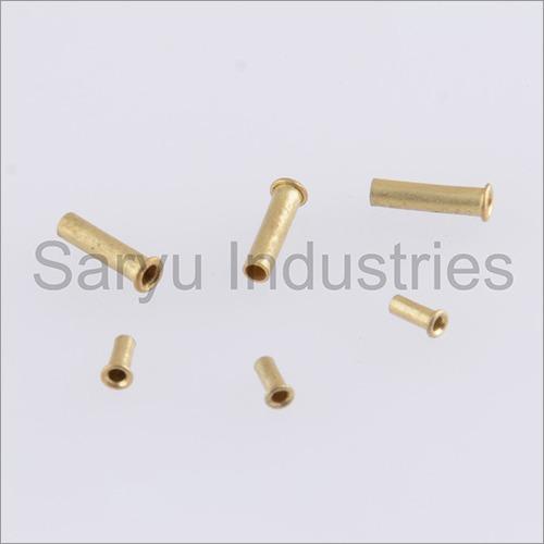 Brass Hollow Rivets