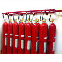 Fire Extinguisher Protection System