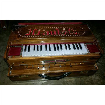 Paul 134 13 Scale 4 Reed Harmonium