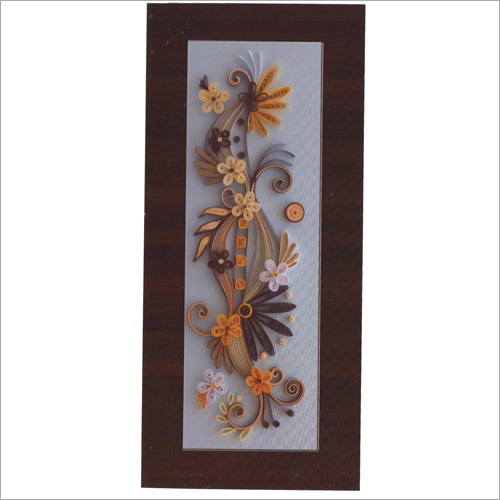 Decorative Flower Printed Laminated Door