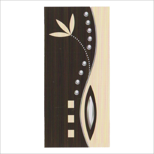 Decorative Laminated Flush Door