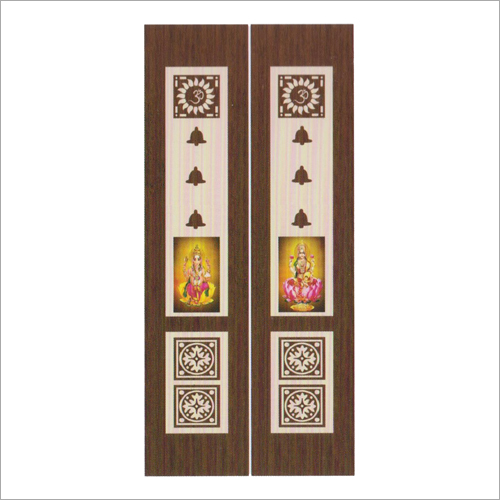 God Digital Laminated Door