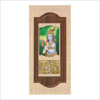 God Digital Laminated Flush Door