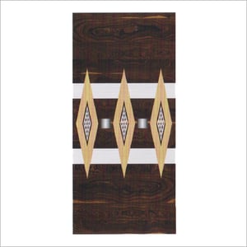 Wood Modern Laminated Door