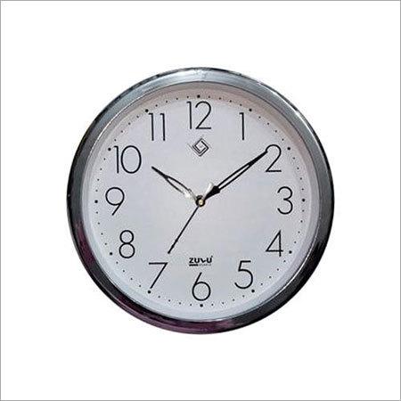 Round Fancy Wall Clock