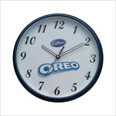Customized Logo Clocks