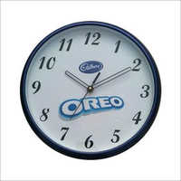 Customized Logo Clocks