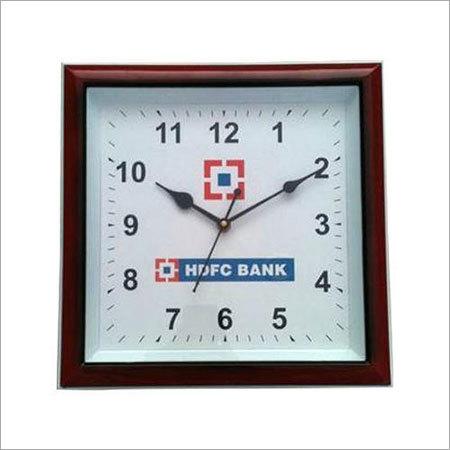 Square Customize Clock