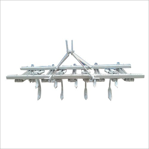 Agricultural Spring Loaded Tiller