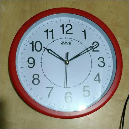 Wall Clock 513 Zulu