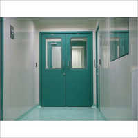 Aluminum Alloy Clean Room Door