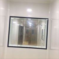5 Mm Glass View Panel
