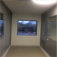 Wall Glass View Panel