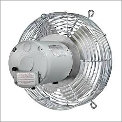Industrial White Fan