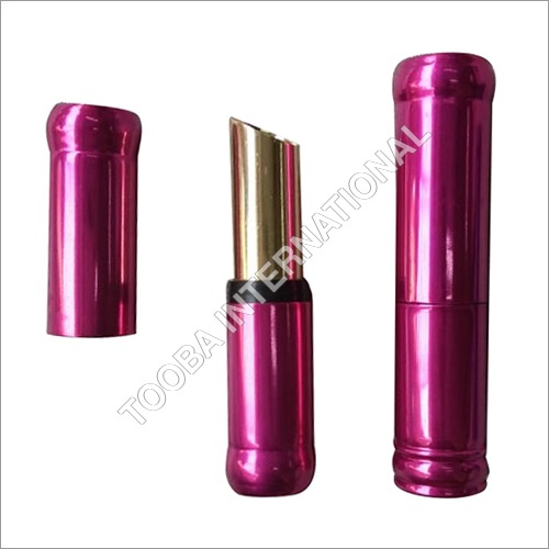 Metal Lipstick Container