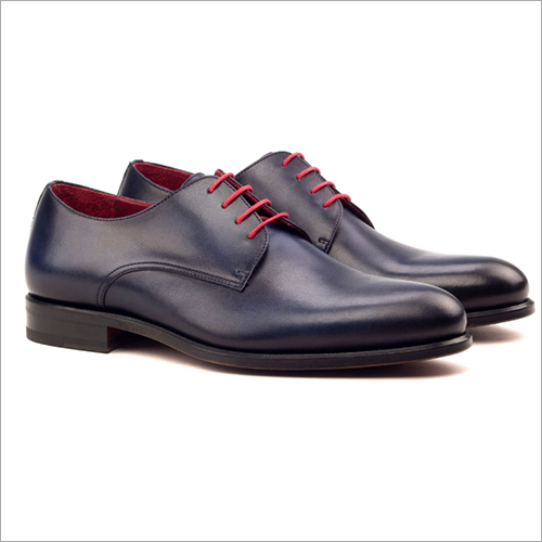Leather Black Formal Shoes