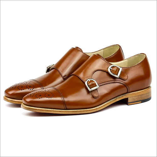 Leather Brown Formal Shoes