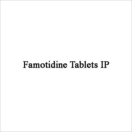 Famotidine Tablets IP