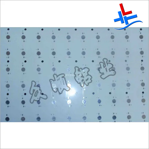 1060 LED Aluminum Substrate Plate