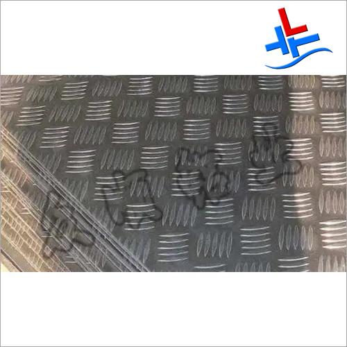 Rib Pattern Aluminum Plate