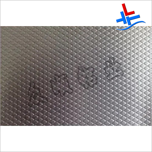 Diamond Pattern Aluminum Plate