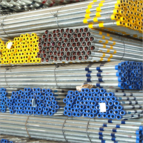MS And ERW Galvanised Pipe