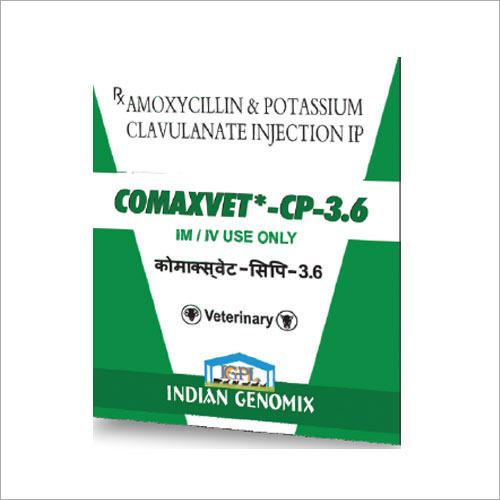 Amoxycillin Potassium Clavulanate Injection